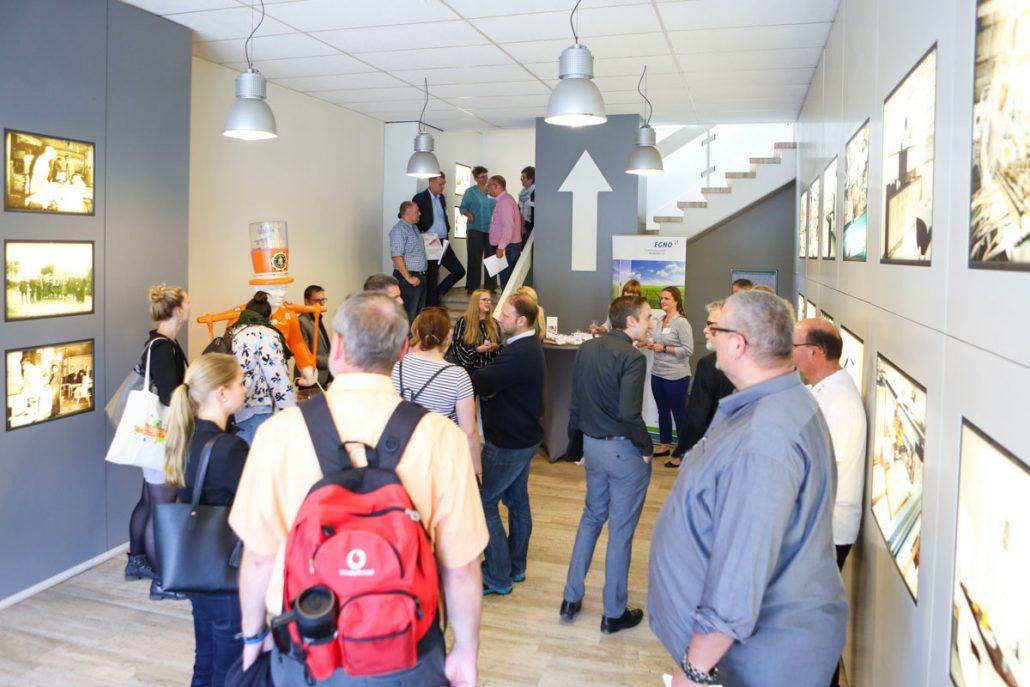 Wirtschaft Trifft Schule Im Kuchenwerk Egno I Nordport I